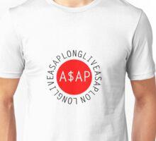 long live Asap Unisex T-Shirt