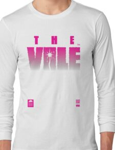 The Vale - pink girls tee Long Sleeve T-Shirt