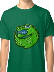Green dragon Classic T-Shirt