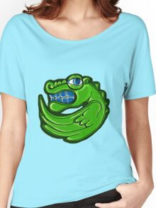 Green dragon Women's Relaxed Fit T-Shirt