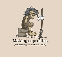 Making coprolites Unisex T-Shirt