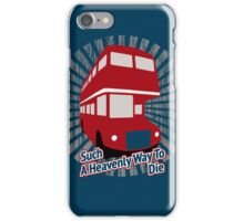 The Smiths - Such A Heavenly Way To Die iPhone Case/Skin