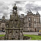 holyrood palace by kippis