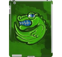 Green dragon iPad Case/Skin