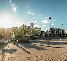 Wilhelmsplatz HD Panorama by wulfman65
