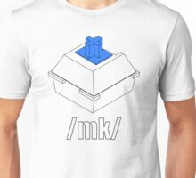 Blue Switch Unisex T-Shirt