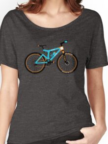 Mountain Bike Women's Relaxed Fit T-Shirt