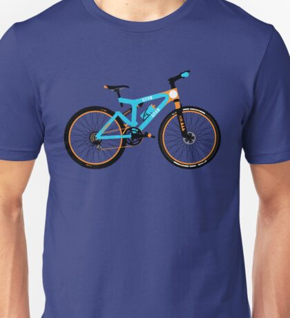 Mountain Bike Unisex T-Shirt