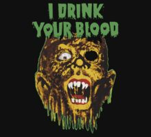 I Drink Your Blood by Picshell80