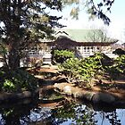Point Defiance Japanese Pagoda & Gardens by seeingred13