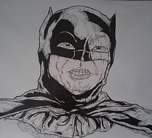 Adam West:Batman by TypH