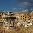 Hierapolis by Jens Helmstedt