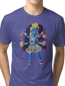 Party Girl Kali Tri-blend T-Shirt
