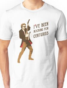 Doctor Who - Rocking for Centuries  Unisex T-Shirt