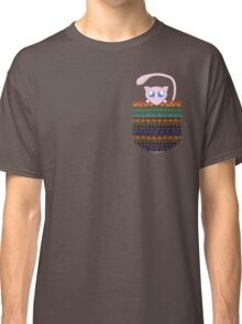 Pokemon Mew in a Pocket Classic T-Shirt