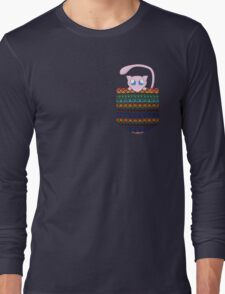 Pokemon Mew in a Pocket Long Sleeve T-Shirt
