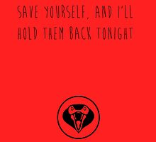 MCR - Save Yourself by smallinfinities