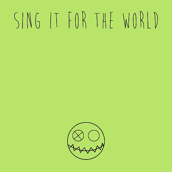 MCR - Sing by smallinfinities