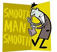 Smooth Man Smooth by G. Allen Black