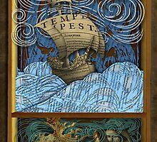 The Tempest Shadow Box by ehrenz
