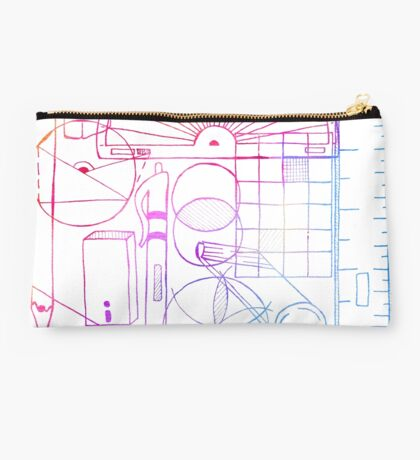 Math & Science Tools 2 Studio Pouch