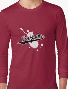 Bukkake splash Long Sleeve T-Shirt
