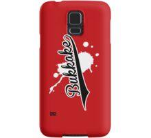 Bukkake splash Samsung Galaxy Case/Skin