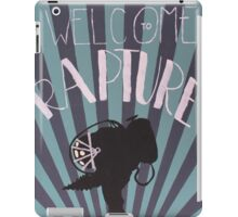 Welcome To Rapture iPad Case/Skin