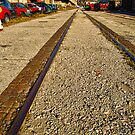 Disused Railway by pixsellpix