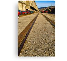 Disused Railway Canvas Print