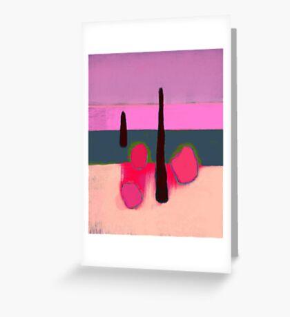Summer daydreams Greeting Card