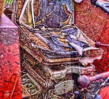Tractor seat by pixsellpix