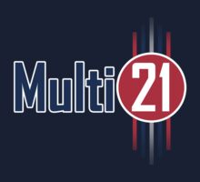 Multi 21 - made famous by RBR (v2) by LooseWheelNut