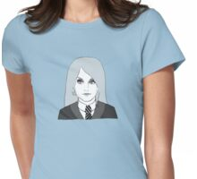 HP – Luna drawing (translucent hair) Womens Fitted T-Shirt