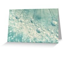 Dandy Rain Greeting Card