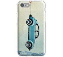 Water landing iPhone Case/Skin