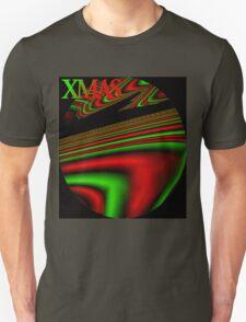 Psychedelic Xmas T-Shirt