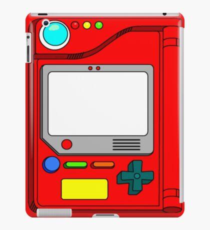Get your own PokeDex! iPad Case/Skin
