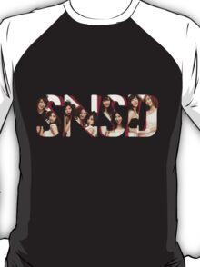 SNSD - Girls Generation Sticker/T-shirt T-Shirt