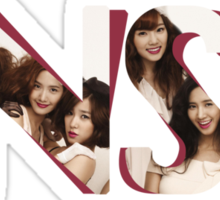 SNSD - Girls Generation Sticker/T-shirt Sticker