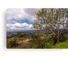 Vista from Cojitambo, Ecuador Canvas Print
