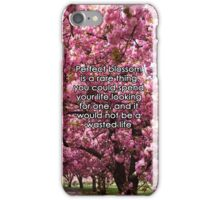 Perfect Blossom iPhone Case/Skin