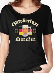 Oktoberfest Munchen Women's Relaxed Fit T-Shirt
