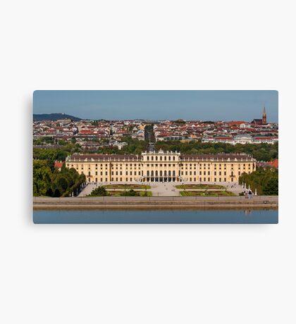 Schönbrunn, Vienna, Austria Canvas Print