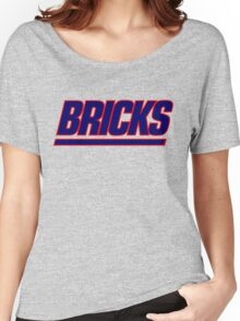 'Build the Bricks' Women's Relaxed Fit T-Shirt