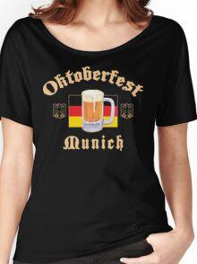 Oktoberfest Munich Women's Relaxed Fit T-Shirt