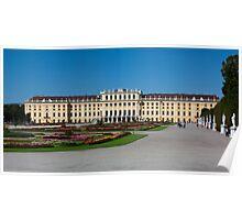 Schönbrunn, Vienna, Austria Poster