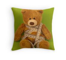 Overweighted Throw Pillow