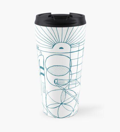 Math & Science Tools 3 Travel Mug