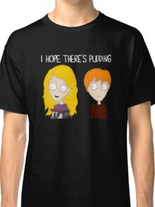 HP – I hope there's pudding Classic T-Shirt